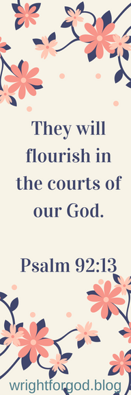Bookmark - Flourish