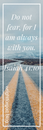 Bookmark - I am always with you